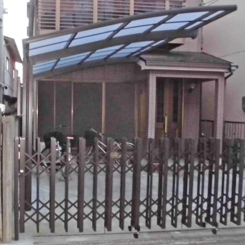 カーポート・フェンス / 東京都北区 U様邸