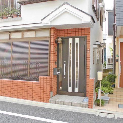 玄関ドア / 東京都練馬区  T様邸
